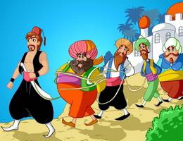 Ali Baba và 40 tên cướp – Truyện cổ tích thế giới đặc sắc