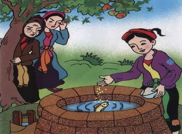 Tấm Cám - Truyện cổ tích Việt Nam hay nhất cho bé