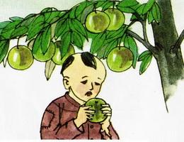 Truyện cổ tích sự tích cây vú sữa