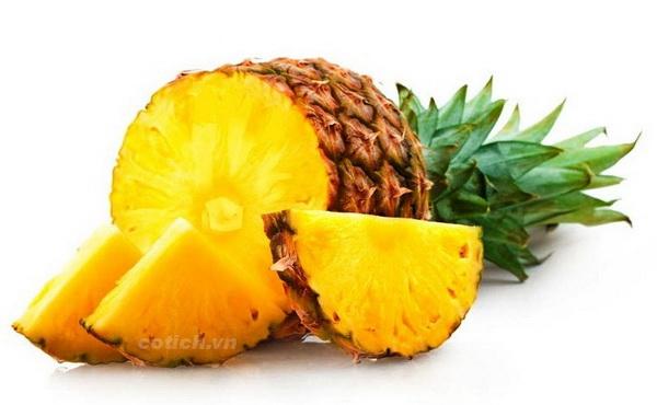 Sự tích quả dứa - Truyện cổ tích về trái thơm